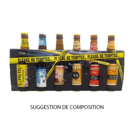 SIXPACK PLEASE BE TEMPTED VIDE