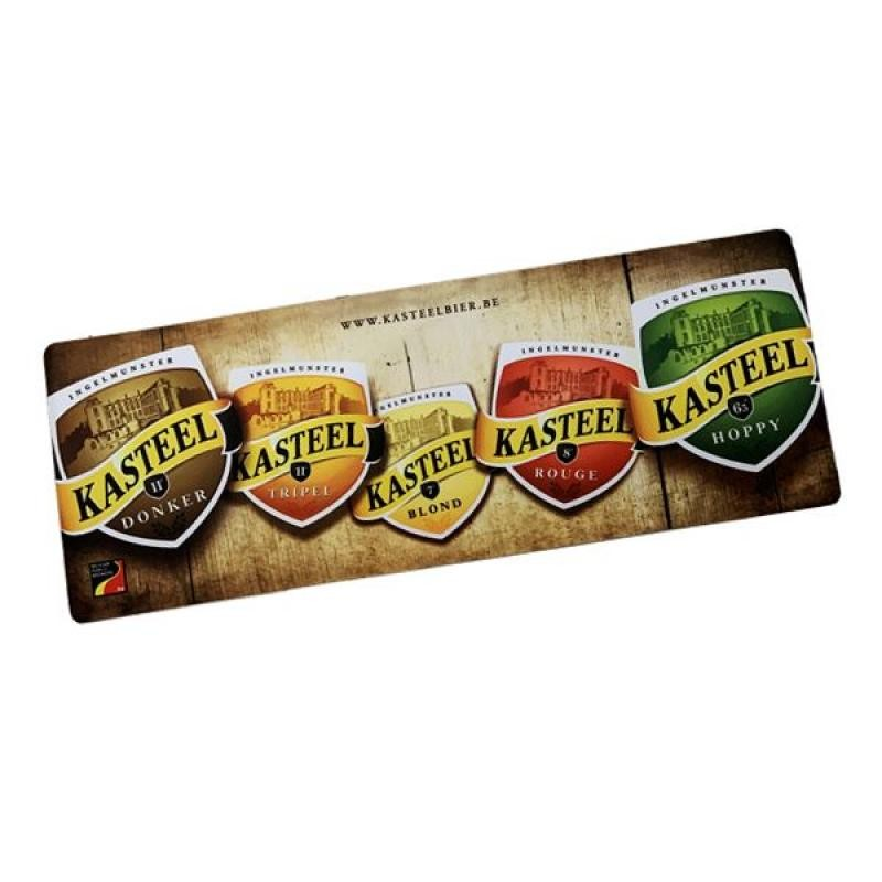 BAR RUNNER - TAPIS DE BAR KASTEEL BLONDE - Planète Drinks