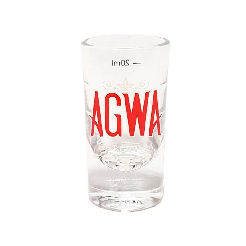 VERRES A SPIRITUEUX - AGWA SHOOTER 2CL - Planète Drinks