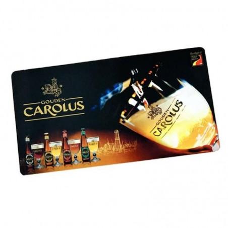 BAR RUNNER - TAPIS DE BAR CAROLUS - Planète Drinks