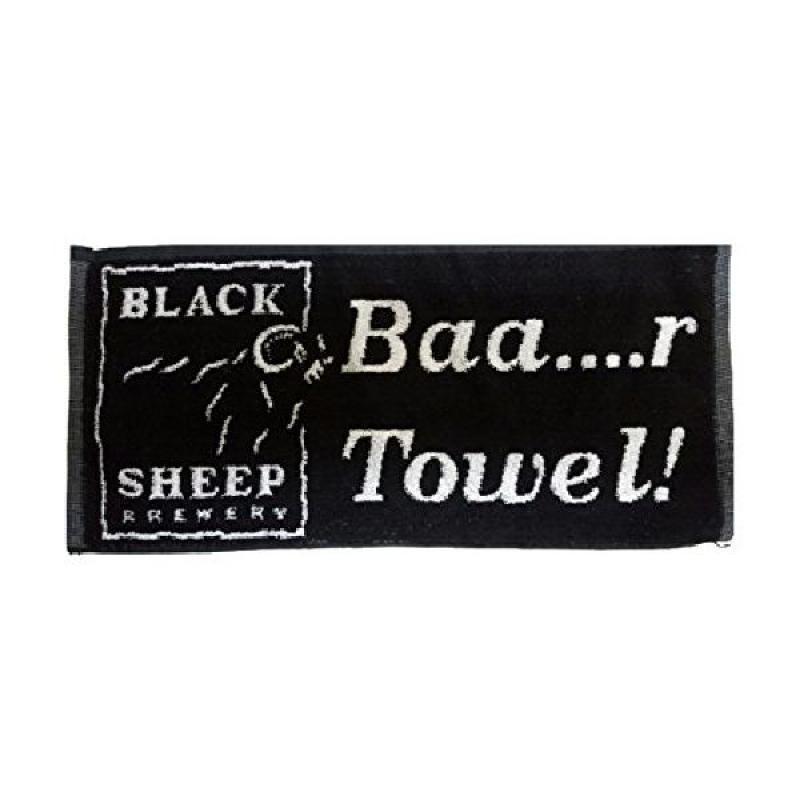 BAR RUNNER - BLACK SHEEP SERVIETTE DE BAR - Planète Drinks