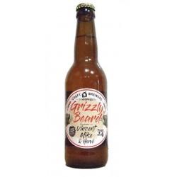 biere - GRIZZLY BEARD IPA DRY HOPPED  33CL - Planète Drinks