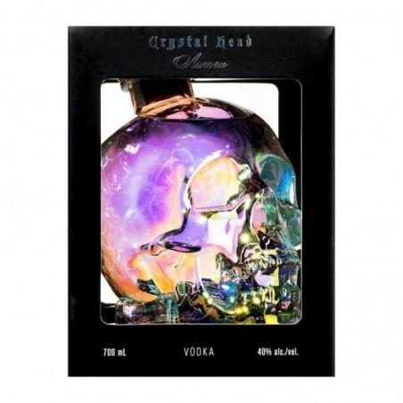 VODKA - CRYSTAL HEAD AURORA VODKA 70CL - Planète Drinks