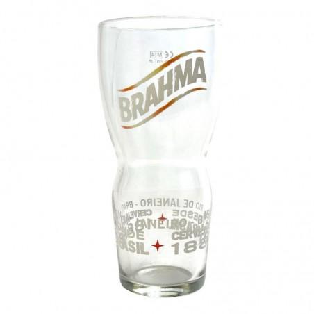 VERRES A BIERE - VERRE BRAHMA 50CL - Planète Drinks