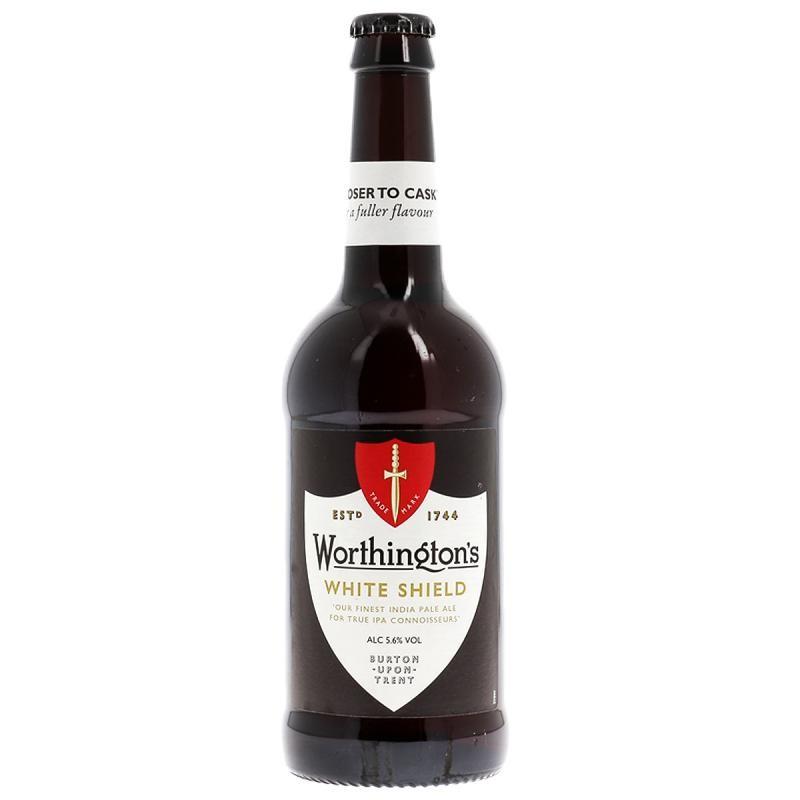 biere - WORTHINGTON'S WHITE SHIELD 50CL - Planète Drinks