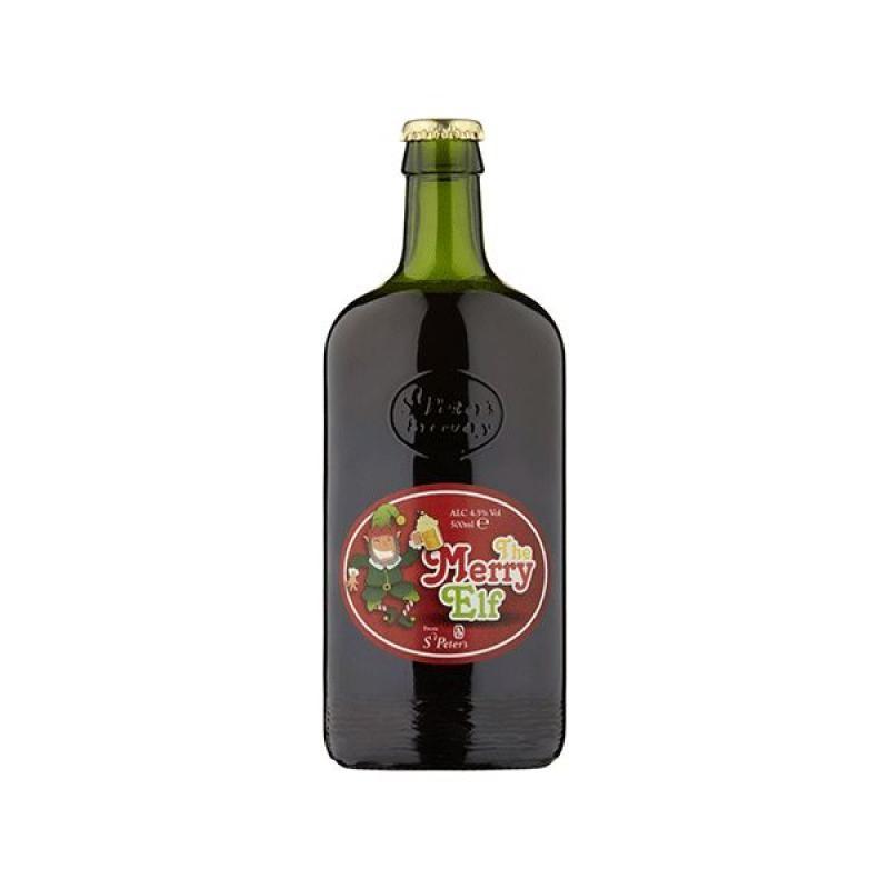 biere - ST PETER'S MERRY ELF 0.50L - Planète Drinks