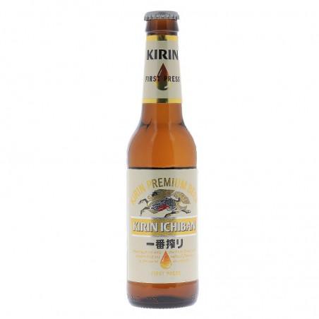 biere - KIRIN ICHIBAN 33CL - Planète Drinks