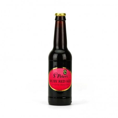 ST PETER'S RUBY RED ALE 33CL