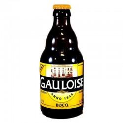 biere - GAULOISE BLONDE 0.33L MB - Planète Drinks