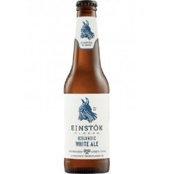 biere - EINSTOK WHITE ALE 33CL - Planète Drinks