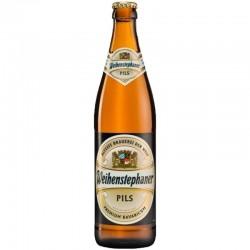 biere - WEIHENSTEPHANER PILSNER 50CL - Planète Drinks