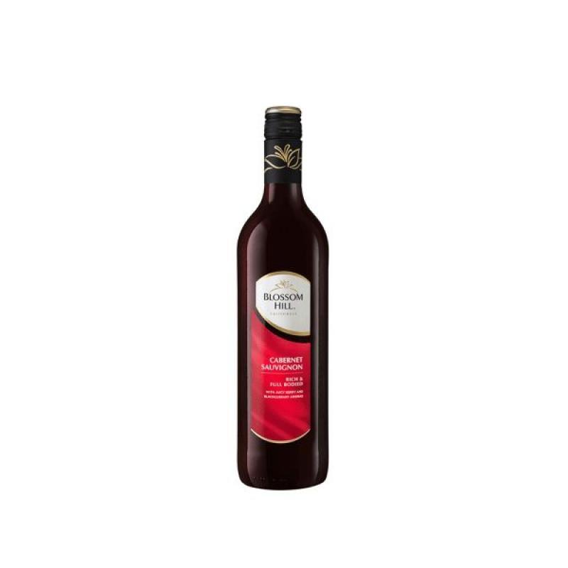 VIN - BLOSSOM HILL RED 75CL - Planète Drinks