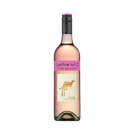 VIN - YELLOW TAIL PINK MOSCATO 75CL - Planète Drinks