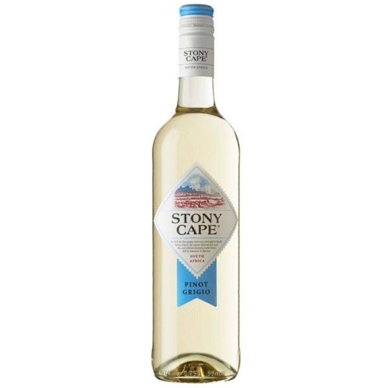VIN - STONY CAPE PINOT GRIGIO 75CL - Planète Drinks