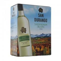 VIN - SAN DURANGO SAUVIGNON BIB 3L - Planète Drinks
