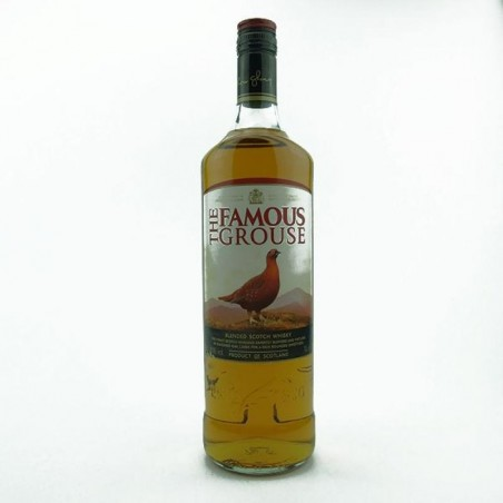 WHISKY - THE FAMOUS GROUSE BLENDED WHISKY 1L - Planète Drinks