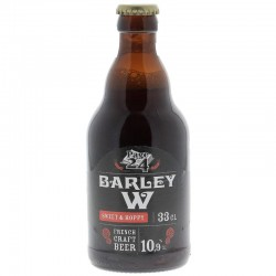 PAGE 24 BARLEY WINE BLACK...