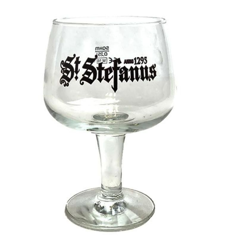 VERRES A BIERE - ST STEFANUS VERRE 25CL - Planète Drinks