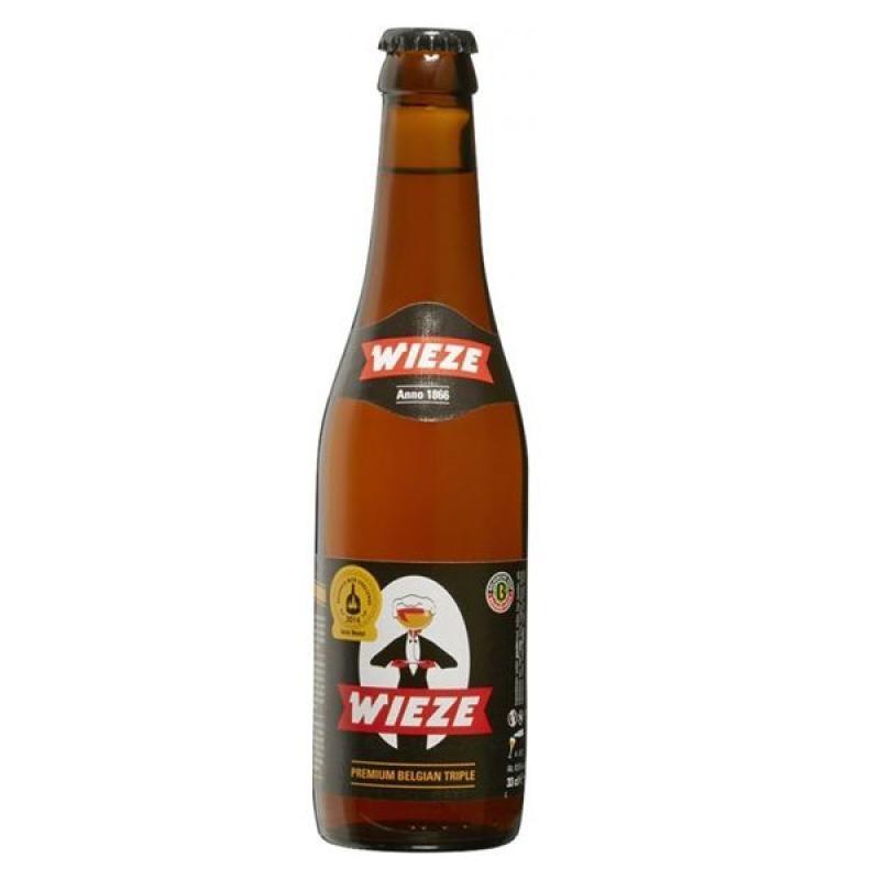 biere - WIEZE TRIPLE 33CL - Planète Drinks