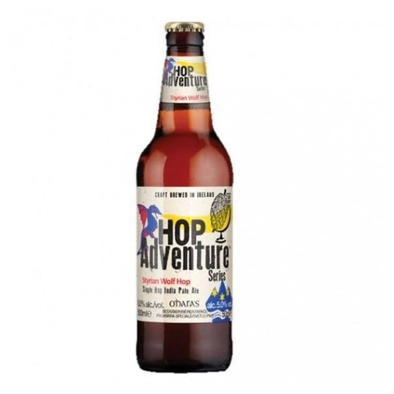 biere - O'HARA'S HOP ADVENTURE 0.33L - Planète Drinks