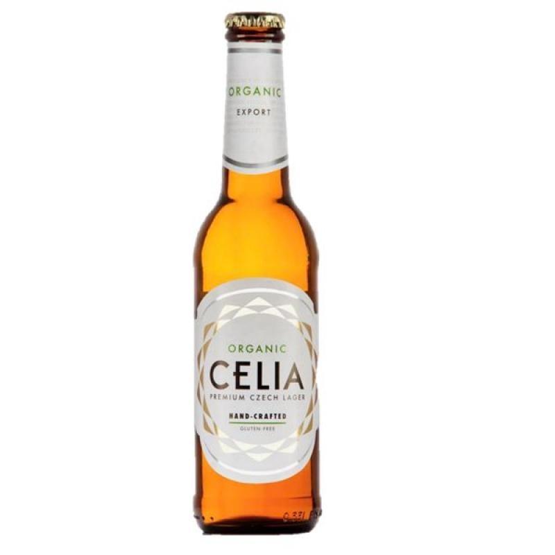 biere - CELIA ORGANIC LAGER 0.33L - CERTIFIE FR-BIO-01 - Planète Drinks