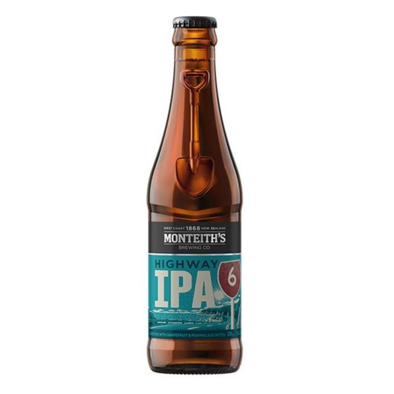 biere - MONTEITHS HIGHWAY IPA 0.33L - Planète Drinks