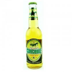biere - CROCODILE LAGER 0.33L - Planète Drinks