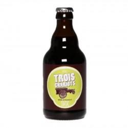 biere - DE SUTTER TROIS CHARIOTS IPA 33CL - Planète Drinks