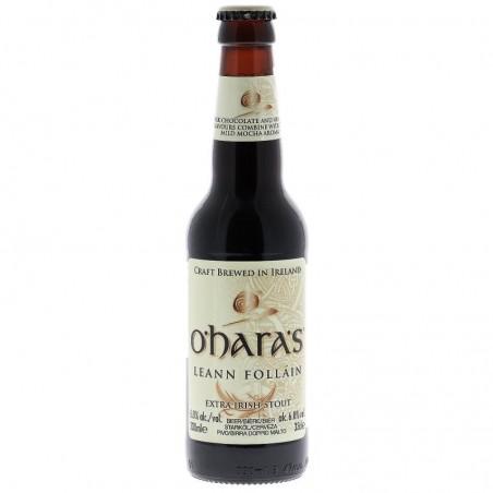 biere - O'HARA'S LEANN FOLLAIN 0.33L MB - Planète Drinks