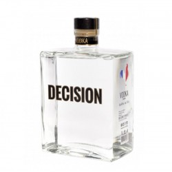 DECISION VODKA ULTRA PREMIUM 70CL