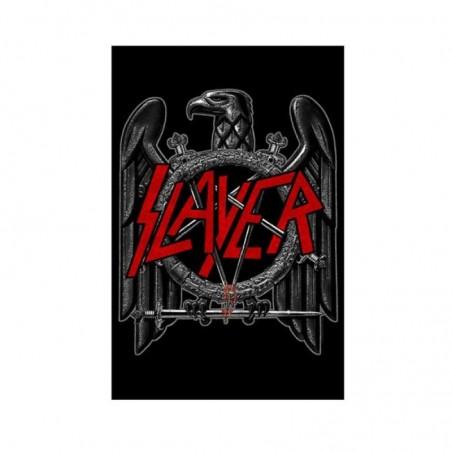 SLAYER BLACK EAGLE TEXTILE POSTER
