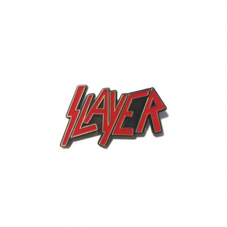 SLAYER LOGO PIN