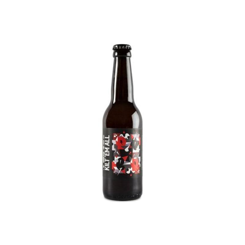 biere - NINKASI KILT'EM ALL 0.33L - Planète Drinks