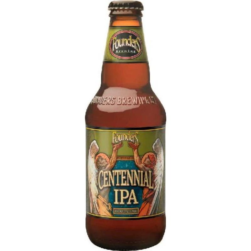 biere - FOUNDERS BREWING CENTENNIAL IPA 0.355L - Planète Drinks