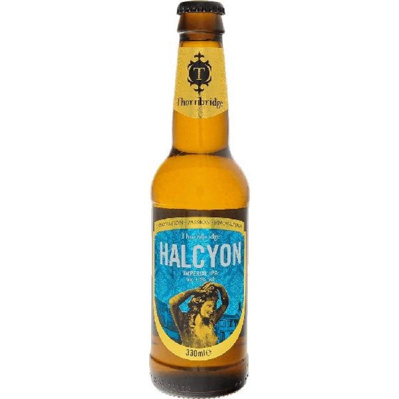 biere - THORNBRIDGE HALCYON 33CL - Planète Drinks