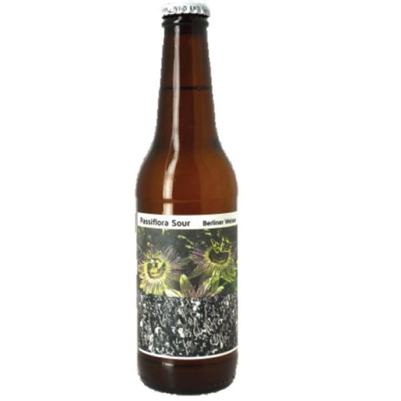 biere - NOMADA BREWING PASSIFLORA 0.33L - Planète Drinks