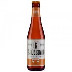 biere - ST IDESBALD ROUSSE 0.33L - Planète Drinks