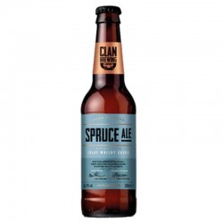 CLAN BREWING SPRUCE ALE 0.33L