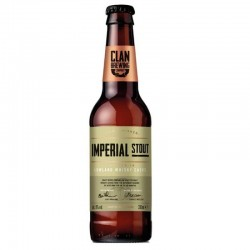 CLAN BREWING IMPERIAL STOUT...