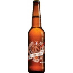 biere - BS AMBREE BIO 0.33L - CERTIFIE FR-BIO-01 - Planète Drinks