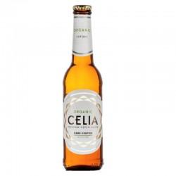biere - CELIA ORGANIC LAGER 0.33L *12 - CERTIFIE FR-BIO-01 - Planète Drinks