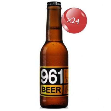 961 BEER LAGER 24*33CL