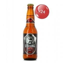 - LION STRONG BEER 24*33CL - Planète Drinks
