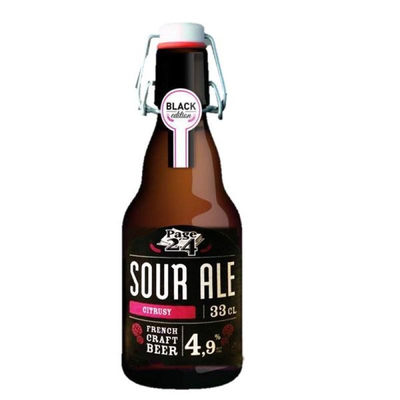 biere - PAGE 24 SOUR 0.33L - Planète Drinks