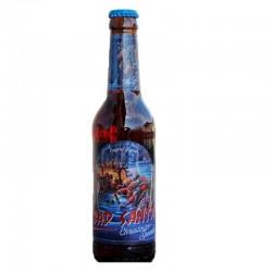 biere - BAD SANTA CHRISTMAS SPECIAL 0.33L - Planète Drinks