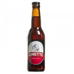 biere - GINETTE FRUIT 33CL - CERTIFIE FR-BIO-01 - Planète Drinks