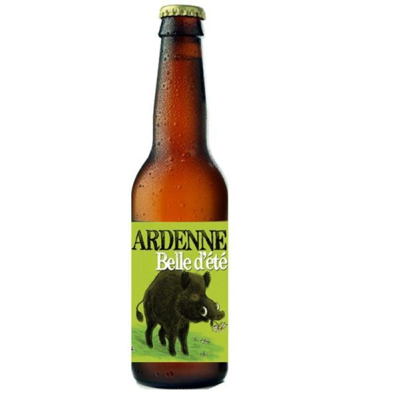 biere - BELLE D'ETE 0.33L - Planète Drinks