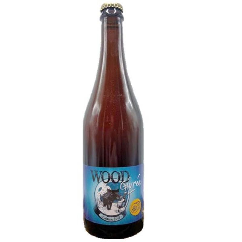 biere - WOOD GIVREE 0.75L - Planète Drinks