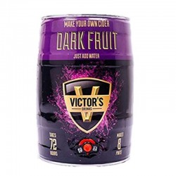 VICTOR'S DRINKS DARK FRUIT...