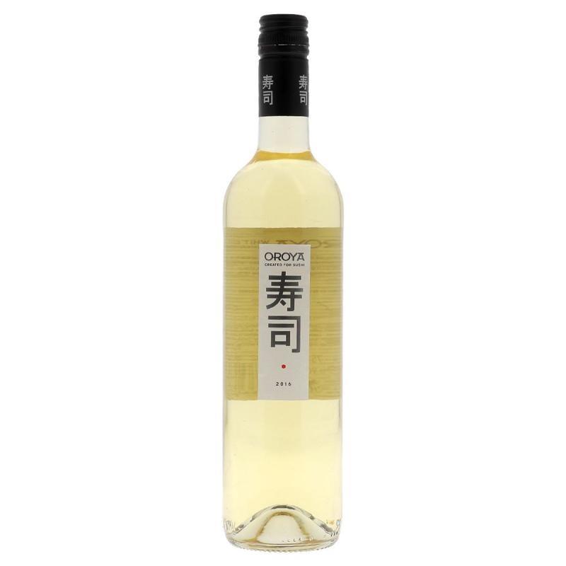 VIN - OROYA SUSHI WINE TIERRA DE CASTILLA 75CL - Planète Drinks
